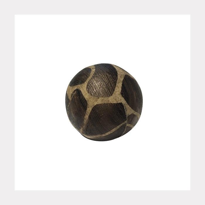 BALL 32MM GEALTERTE PELZ