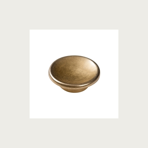 KNOB 40MM INCA GOLD