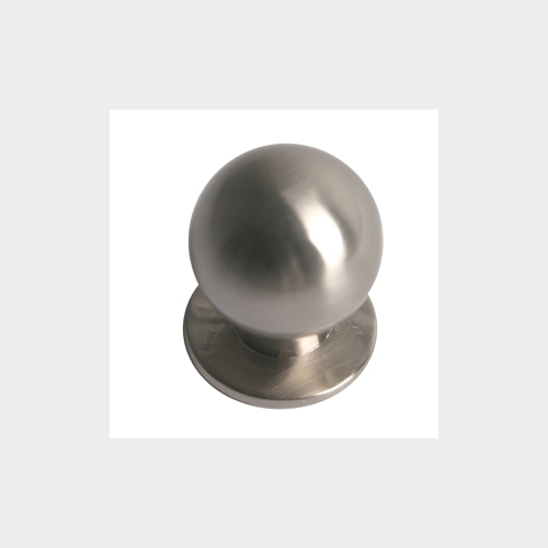 BRUSH NICKEL FURNITURE KNOB