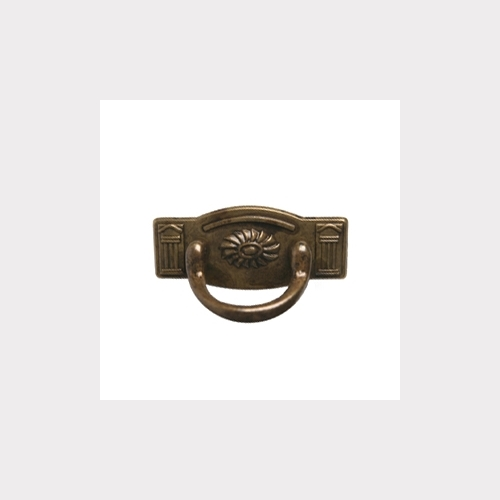 ANTIQUE BRONZE DRAWER FURNITURE HANDLE