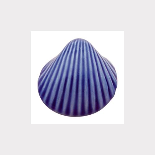 BLUE PORCELAIN. COCKLE