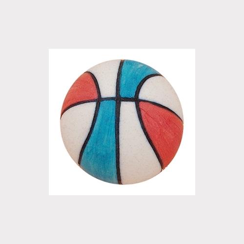 BASKETBALL BLAU-ROT