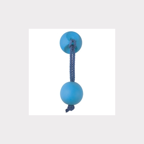 FURNITURE KNOB RUBBER 32 MM   COLOUR  BLUE