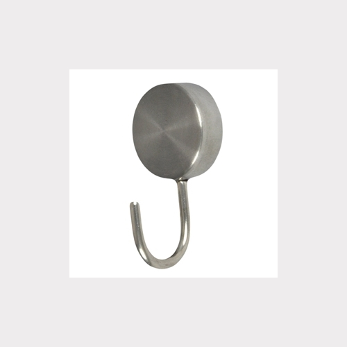 BLISTER 2 INOX HOOKS WITH MAGNET